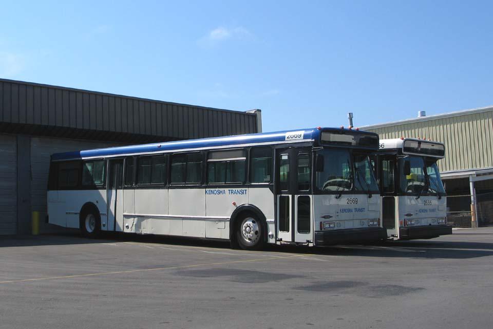 kenosha area transit